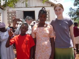 becca-in-haiti