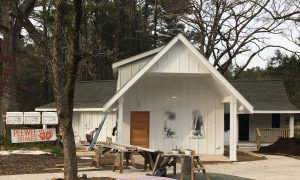 Pee Wee Homes at the Advocate – The Episcopal Church of the Advocate